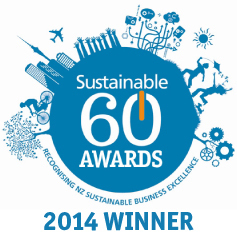 Category Winners - Sustainable 60 Awards